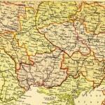 Ukraine map, 1882, from FEEFHS