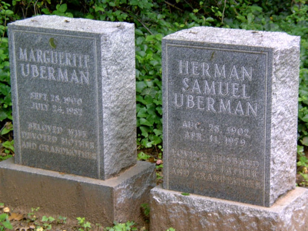 Marguerite & Herman Samuel Uberman Graves