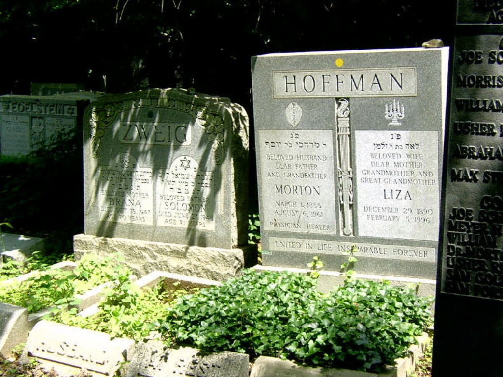 Zweig and Hoffman Graves
