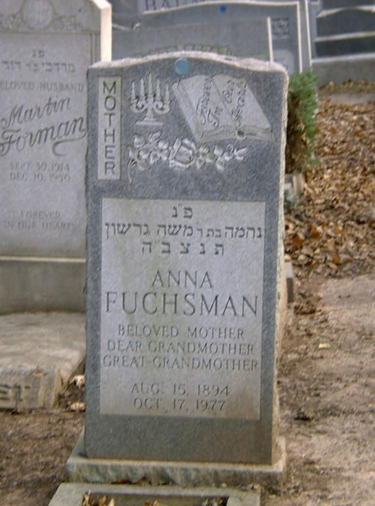Anna Fuchsman
