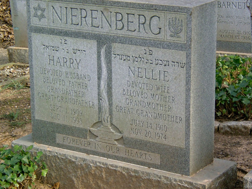 Harry and Nellie Nierenberg