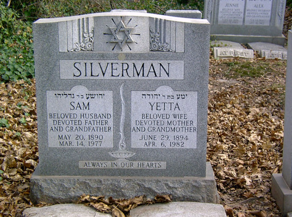 Sam and Yetta Silverman