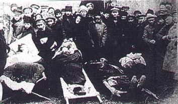 Proskurov Massacre, February 1919
