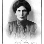 by Hershl Oylshteyn (Harry Olstein) in 1905 THE FELSHTIN WOMAN, grandmother Rosen, David Leyb's daughter.